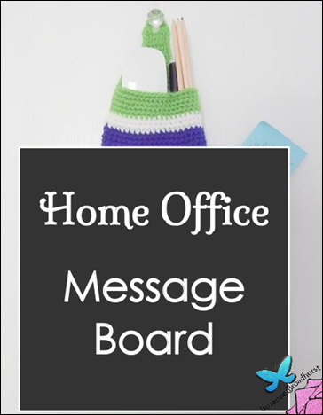 Home Office Message Board