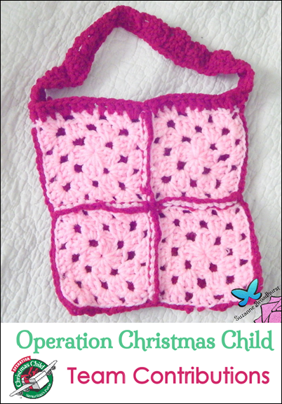 Operation Christmas Child Team Contributions