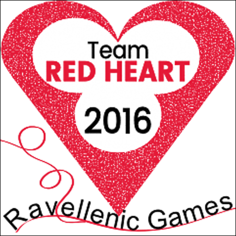 Team Red Heart_500x500_Ravatar by SuzBroadhurst