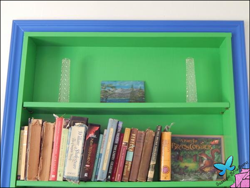 Well-Loved Books and Painting