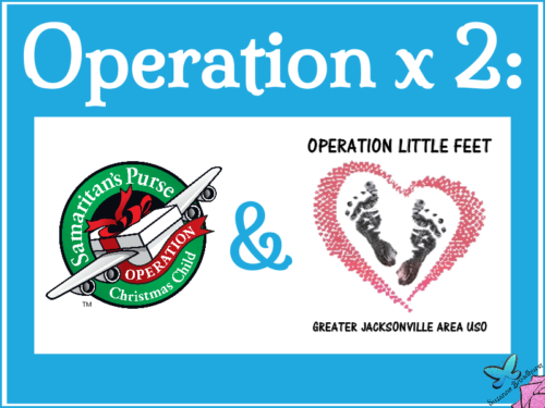 Operation x2_Christmas Child_Little Feet