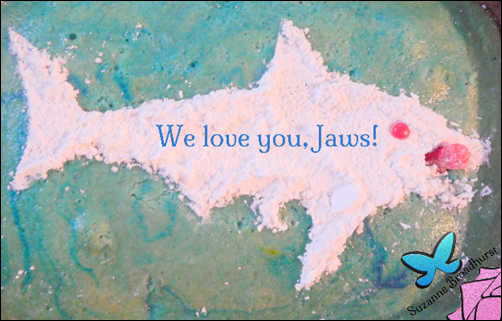 We love you, Jaws!