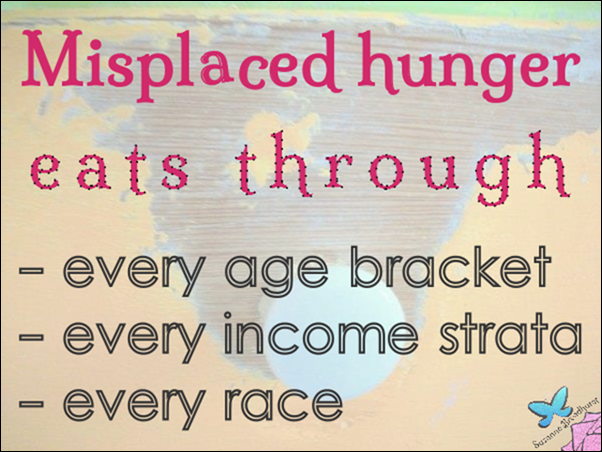 Misplaced Hunger