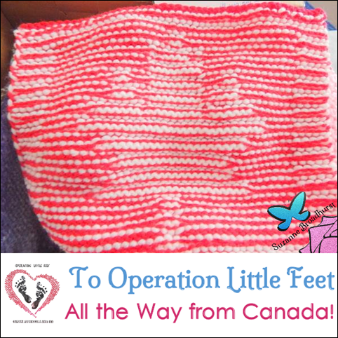 To Operation Little Feet All the Way from Canada