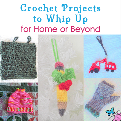 Crochet Projects to Whip Up for Home or Beyond