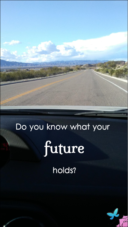 Do you know what your future holds