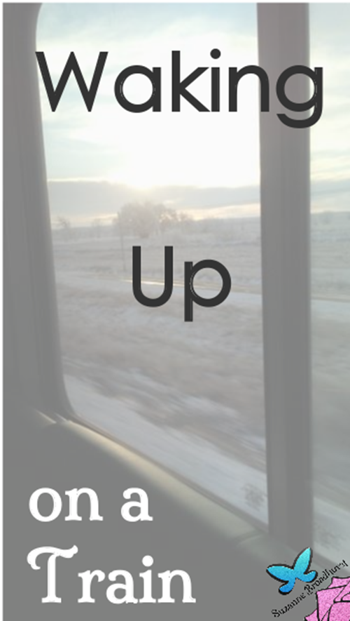 Waking Up on a Train