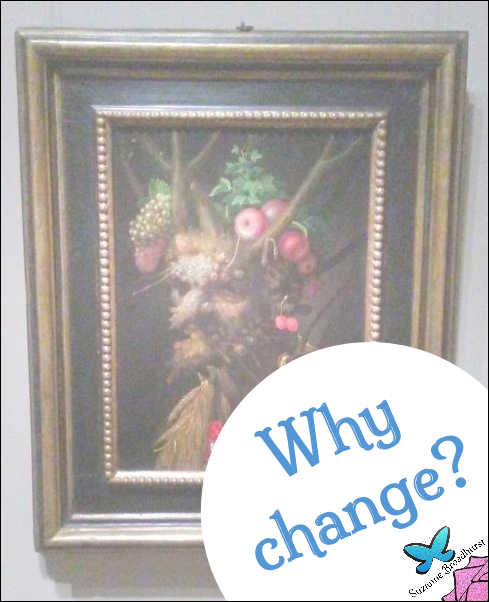 Arcimbaldo_Why Change