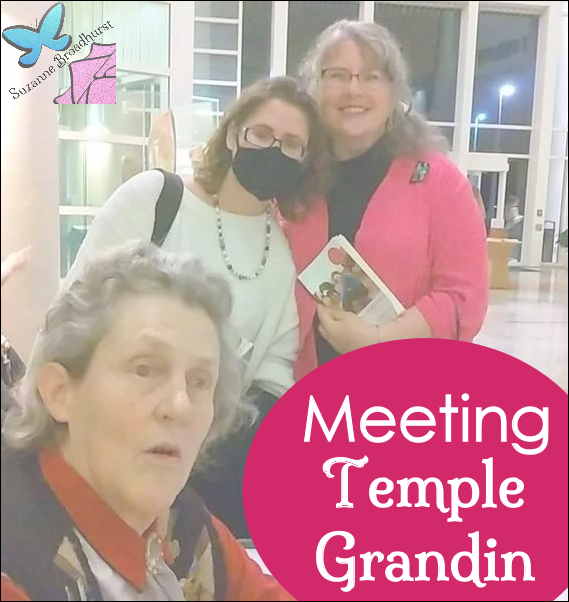 Meeting Temple Grandin Book Signing