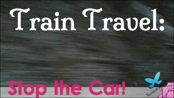 Train Travel_Stop the Car