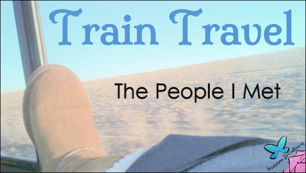 Train Travel_The People I Met