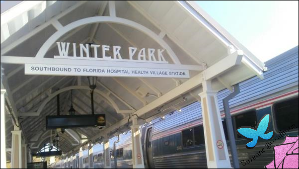 Winter Park Train Station 2