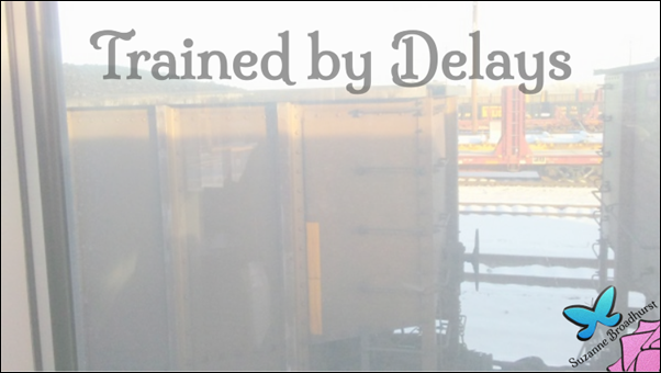 Delayed By Freight